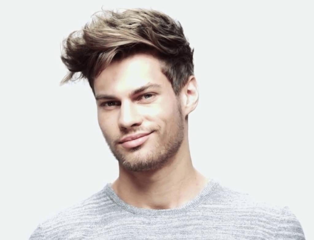 Tagli capelli uomo prova online