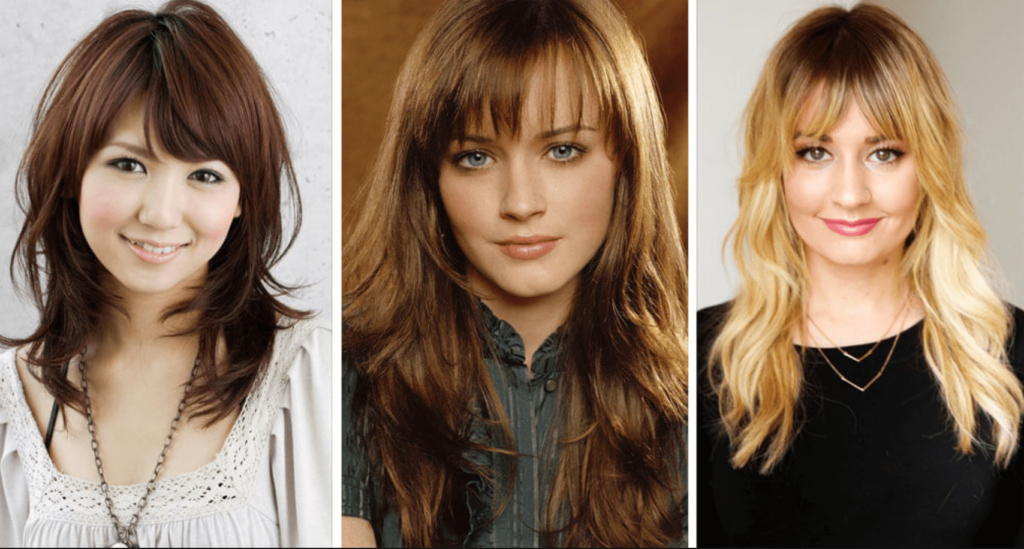 Shag capelli tipi di capelli